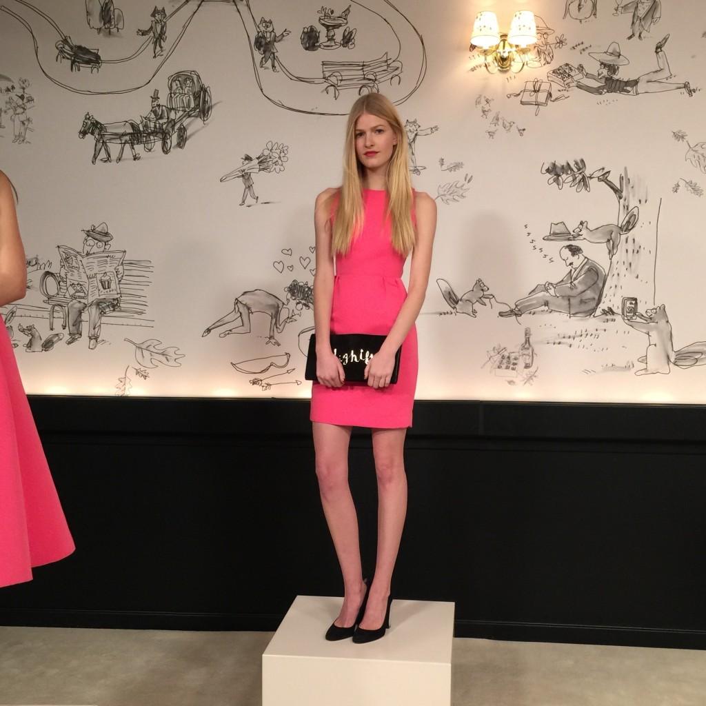 Spring Kate Spade Dress