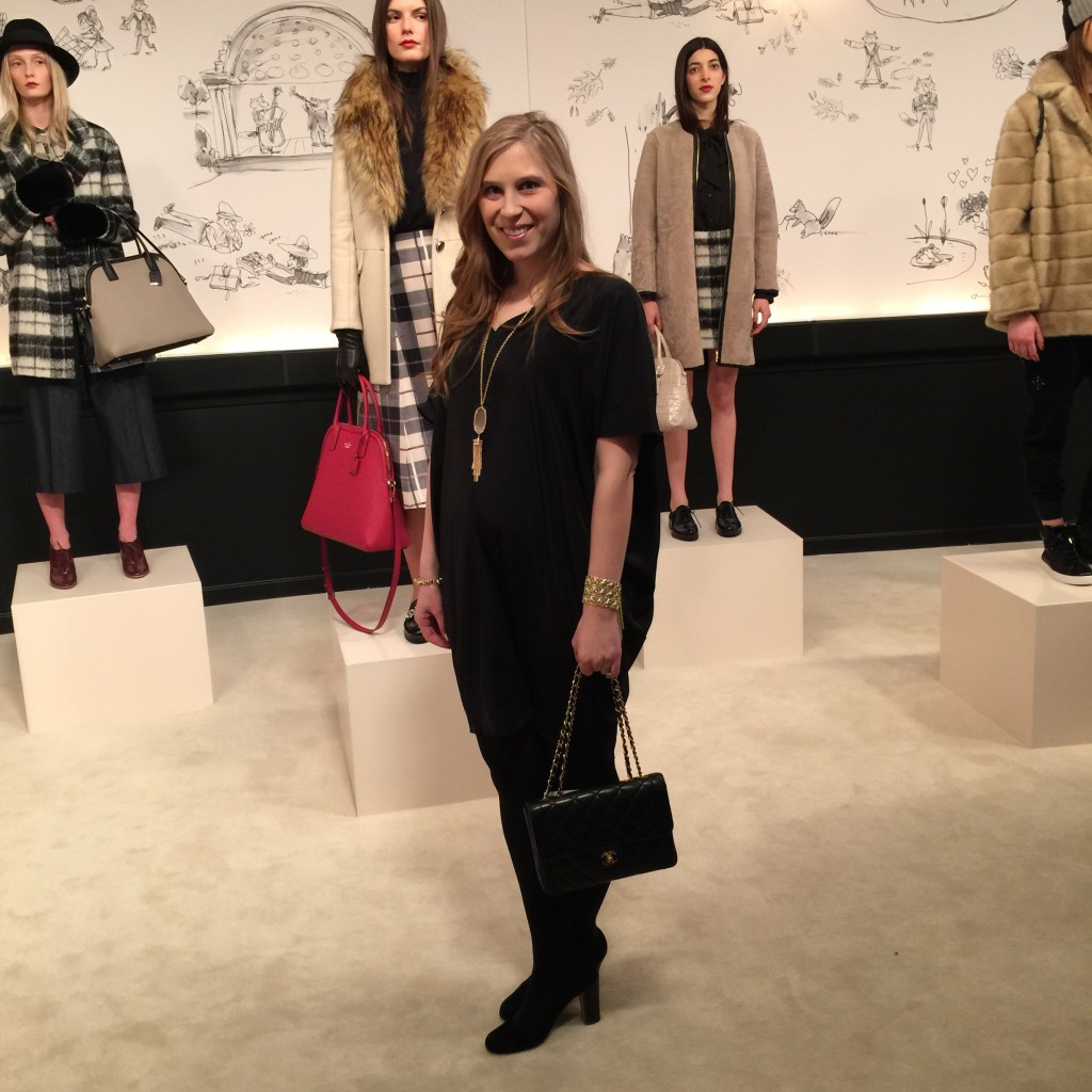 Kate Spade Show Look
