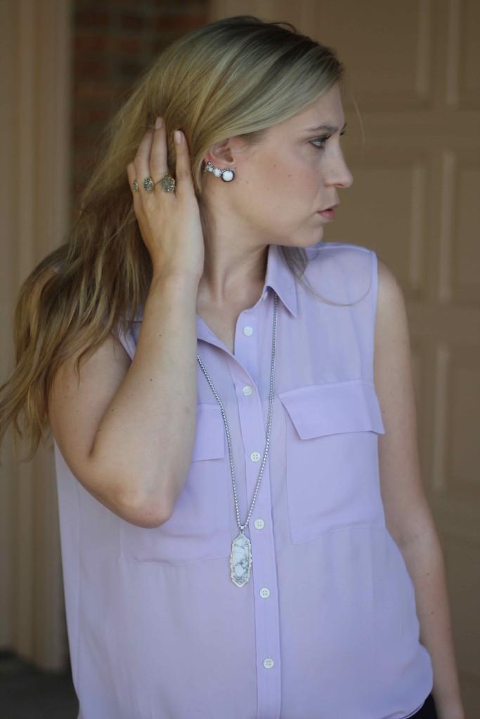 Silver/White Jewelry