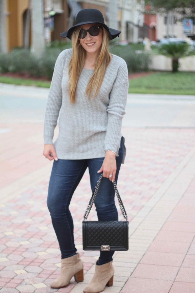 Tunic Sweater