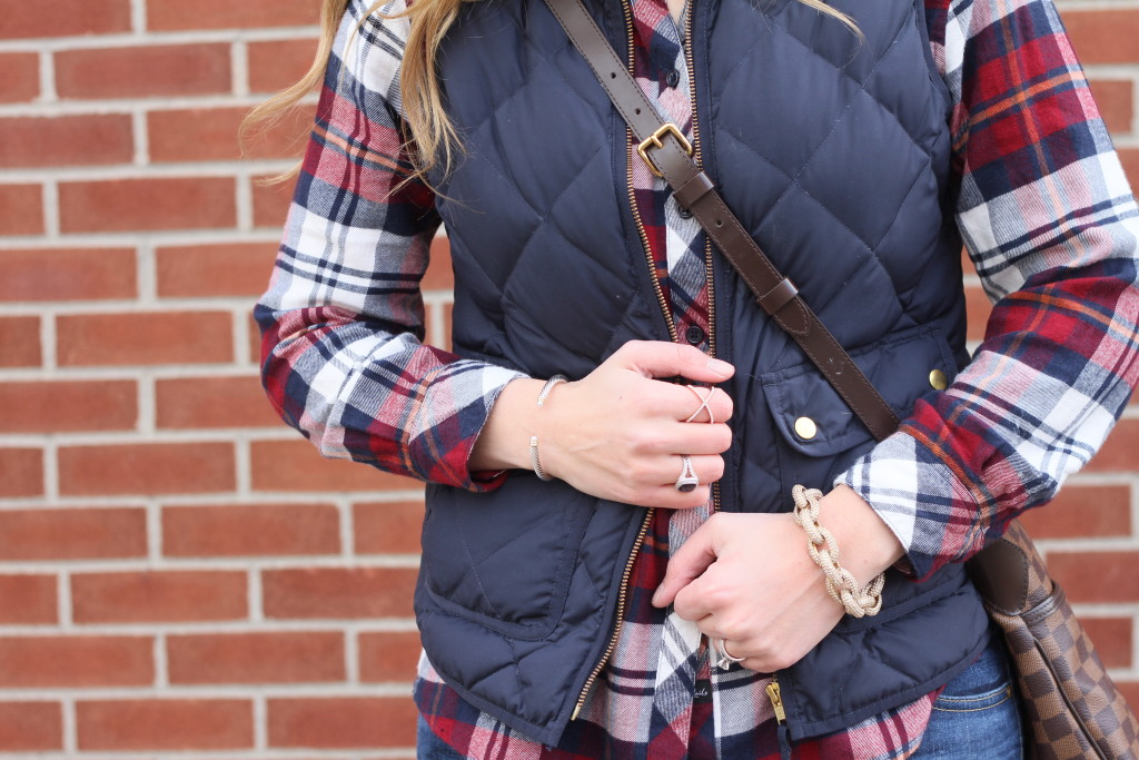 J.Crew Excursion Vest