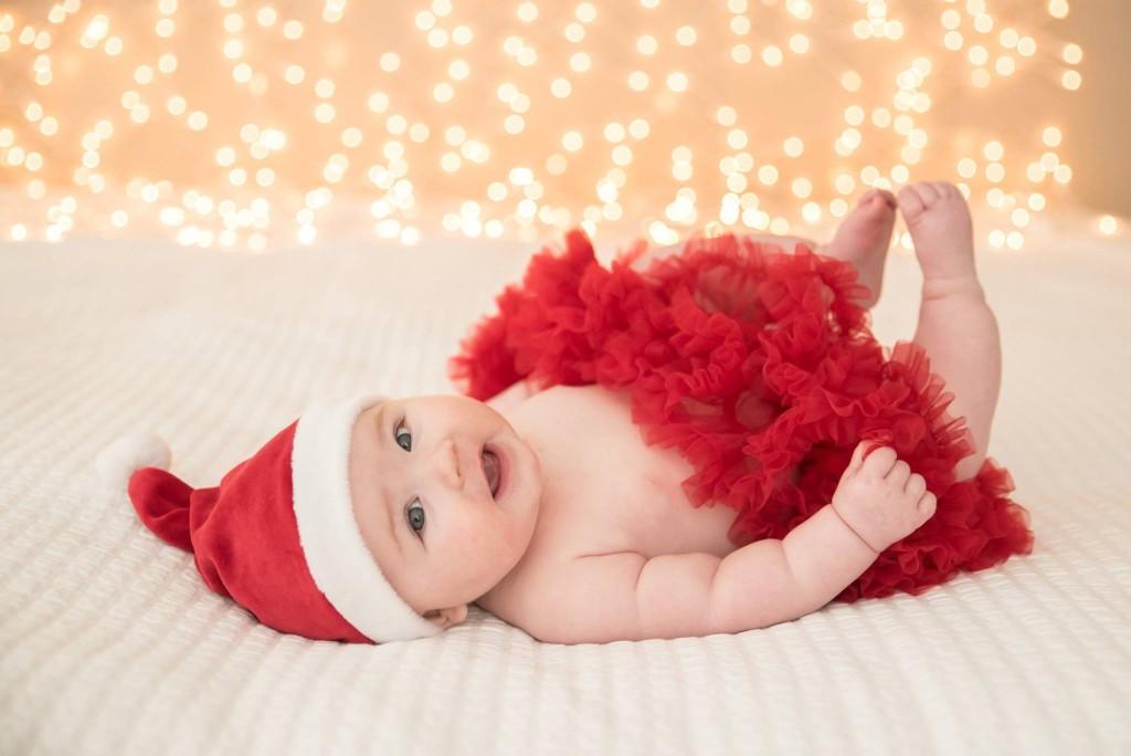 Red Christmas photos