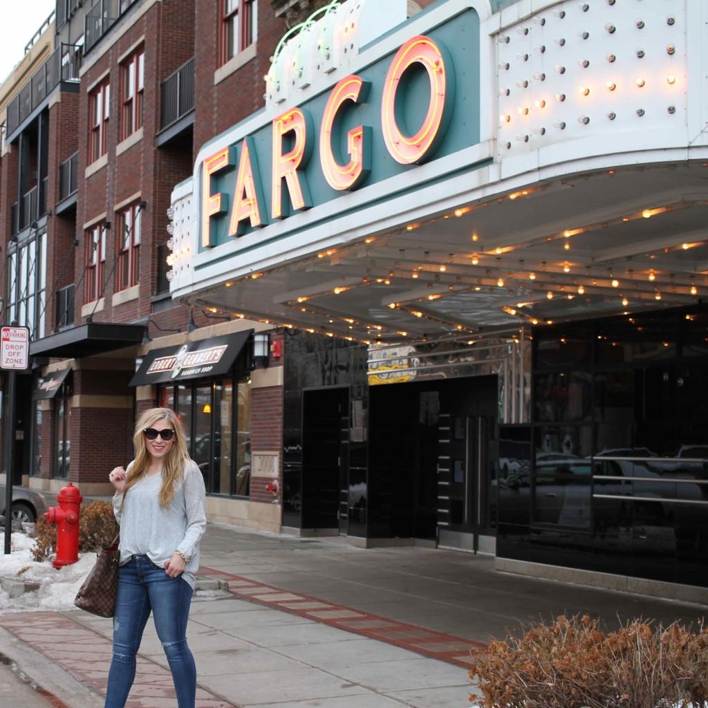 Fargo Blogger