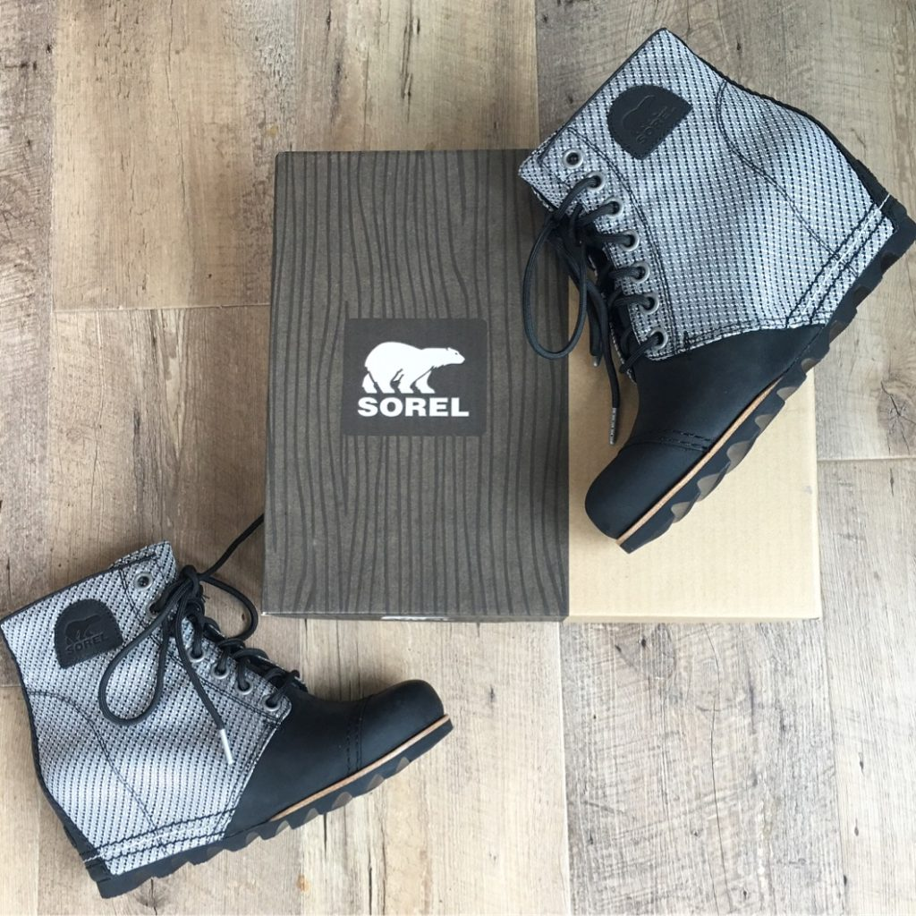 Sorel WEdges