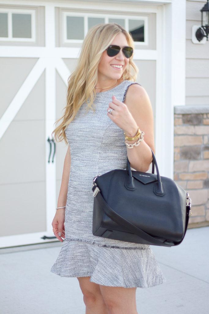 How to Style a Flounce Dress