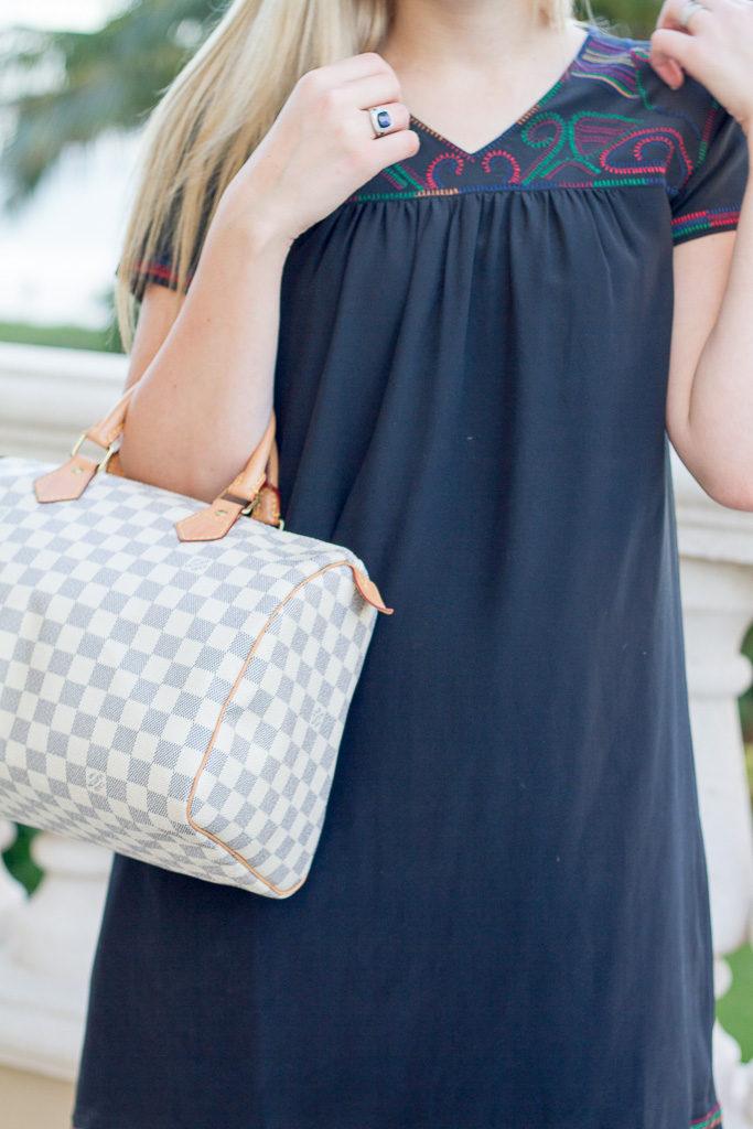 Light Check Louis Vuitton Bag