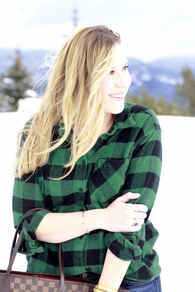Flannel shirt styles