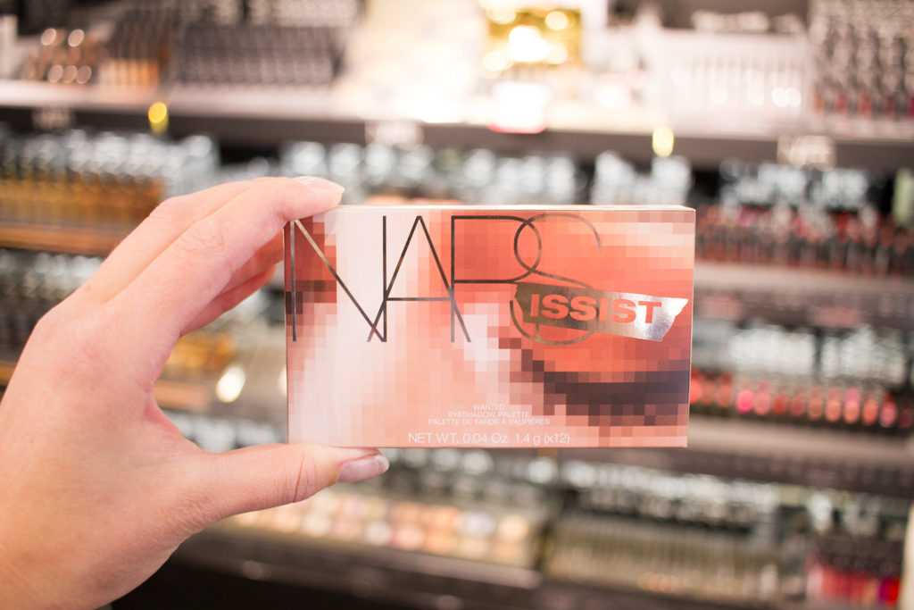 NARSissist Wanted Eyeshadow Palette in Sephora