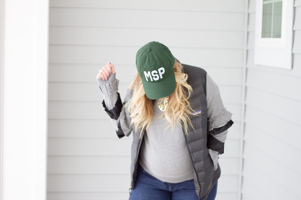 Green Aviate Hat